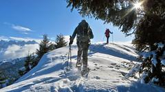 Velar du Pertuis (1895m) - Valais - Suisse (Felina Photography - www.mountainphotography.eu) Tags: snowshoeing nlaiml schneeschutour snowshoehike sneeuwschoentocht schnee neve neige sneeuw winter tocht tour trip gita escursione excursion wallis valais velardupertuis frankreich france frankrijk zwitserland swiss suisse schweiz svizzera francia switzerland felinafoto felinaphotography felina