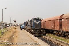 180223_10 (The Alco Safaris) Tags: alco dlw wdm3a dl560 rsd29 bwn burdwan 18591r 13147 sealdah new cooch behar uttar banga express indian railways broad gauge
