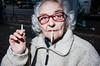 (Jodi Rogers.) Tags: streetphotography colour candid london flash