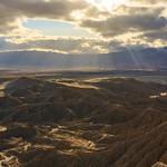 Anza-Borrego Desert God Rays Timelapse thumbnail