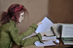 there is no inspiration (Vlastelin Nichego) Tags: dolls abjd bjd jekyll dollchateau erwin