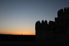 Castillo de Coca-Segovia (anikattel) Tags: castillo coca segovia castillayleón crepusculo anochecer cielo sky paisaje spain españa castellano