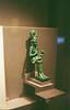Isis and Horus (Icy Sedgwick) Tags: newcastleupontyne pentaxmesuper film hancockmuseum greatmuseumnorth statue ancientegypt egyptian isisandhorus isis horus