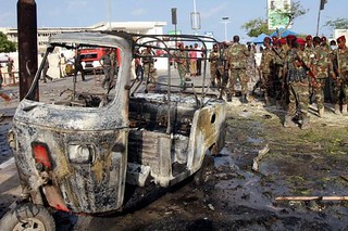 Militants Linked to Al Qaeda Unleash Deadly Car Bombings in Somalia