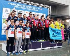 Triatlón Clavería Cto España Duatlón Clubes Relevos Mixtos Boiro 17