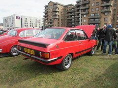 Ford Escort RS2000 UOD837R (Andrew 2.8i) Tags: weston westonsupermare car classic classics show cars meet mark 2 mk mk2 british retro rally rs rs2000 escort ford