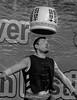 _OBT2318 (Discreet *(: [ )) Tags: jar man talent perform 7d mark ii l series 70200mm canon lantern festival vancouver winter black white up toss