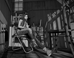 pull up a chair.. 03302018 (randoneenoel) Tags: wereclosed soy