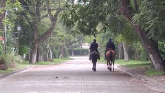 Salta, Argentina (Tomas Belcik) Tags: police argentina regionnorte salta cycling bicycle touring bicycletouring bike cerrosanbernardoview panorama sanlorenzo