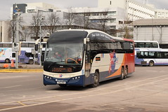 SF 54138 @ Glasgow Buchanan Street bus station (ianjpoole) Tags: stagecoach fife volvo b13rt plaxton elite yx63nef 54138 glasgow buchanan street bus station