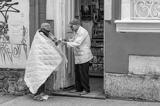 Compassion, The Streets, Bogota
