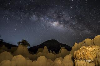 El Destino -  Vía Láctea - Puebla - México