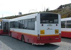 Bus Eireann AD7 (94D3007). (Fred Dean Jnr) Tags: rosslare wexford april2006 buseireann exdublinbus daf sb220 alexander setanta ad7 94d3007