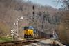Coal at Dawkins (Peyton Gupton) Tags: csx csxt big sandy bs dawkins cantilever coal paintsville