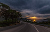 Driving to heaven (Vagelis Pikoulas) Tags: porto germeno greece europe sun sunset view sea seascape landscape nature road canon 6d tokina 1628mm march spring 2018 clouds cloudy cloud sky skyscape