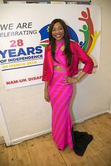 DSC_2446a (photographer695) Tags: namibia independence day 2018 celebration london celebrating 28 years namuk disapora harmony companions host monika krammer miss southern africa diaspora