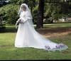 Beautiful bride (vintage ladies) Tags: wedding 80s 80swedding pike kettering 3181985 bride we weddingdress eoshe