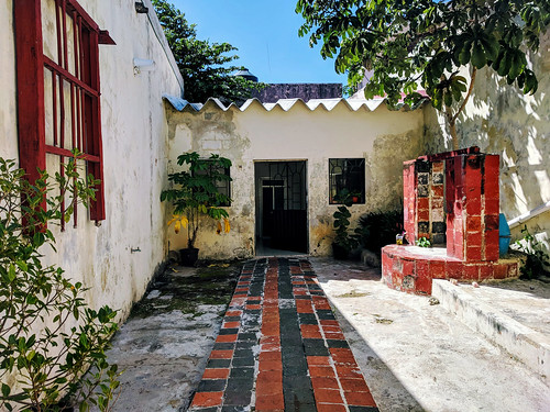 Airbnb in cultural center, Campeche