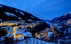 Winter in Bad Gastein, Austria (Maria_Globetrotter) Tags: 2017 2018 eu europe mariaglobetrotter photography trip dscf0154lr2 blue hour twilight night winter snow