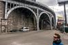 DSCF9277 (LEo Spizzirri) Tags: nyc bicycle bike brooklyn brooklynbridge buildings freedomtower manhattan newyork newyorkcity skyline