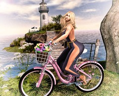 Sweet Ride (eloen.maerdrym) Tags: since1975 fabia thechapterfour justice eloensotherworld releases spring springflair focusposes 7deadlys{k}ins secondlife fashion release