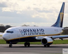 Ryanair B737-8AS EI-FOB taxiing at MAN/EGCC (AviationEagle32) Tags: manchester man manchesterairport manchesteravp manchesterairportatc manchesterairportt1 manchesterairportt2 manchesterairportt3 manchesterairportviewingpark egcc cheshire ringway ringwayairport runway runwayvisitorpark runway23r unitedkingdom uk airport aircraft airplanes apron aviation aeroplanes avp aviationphotography aviationlovers avgeek aviationgeek aeroplane airplane planespotting planes plane flying flickraviation flight vehicle tarmac ryanair ryr fr boeing boeing737 b737 b737ng b737800 b737w b7378as b738 b738w 737 eifob