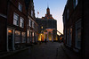 Enkhuizen (Julysha) Tags: enkhuizen tower bridge evening sunset town dxo thenetherlands noordholland d810 sigma241054art 2018 dutch street