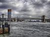 Three Bridges (C@mera M@n) Tags: brooklyn brooklynbridge city hdreffectspro manhattan manhattanbridge ny nyc newyork newyorkcity newyorkcityphotography places urban williamsburgbridge outdoors