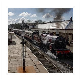 Ramsbottom Train