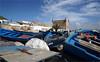 Essaouira blues (leuntje) Tags: essaouira morocco maroc fishingboats harbour africa