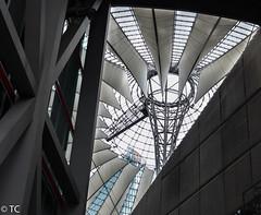 Sony Center Berlin (truus1949) Tags: berlijn architectuur zakencentrum