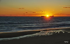 Equinoccio 1 (ZAP.M) Tags: equinonoccio puestadesol atardecer playa mar castillo castillosanctipetri chiclana cádiz andalucía españa sony sonyevil sonya5100 flickr zapm mpazdelcerro