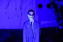 The Joker of Osaka (thedailyjaw) Tags: thejoker batman joker dc comics japan osaka nikon d610 nightphotography streetphotography city 50mm