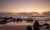 Kauai morning light (Dimitri_Stucolov) Tags: kauai hawaii sunrise morning light colors ocean clouds rocks beach