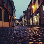 Elm Hill - Norwich - Norfolk - UK thumbnail