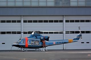 Tokyo Metropolitan Police Department  Bell 412EP  JA18MP (cn 36238)