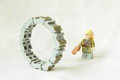 Lego Legolas Leg O (GeekPerson) Tags: lego legolas leg o moc lord of the rings leggo my eggo why did i do this puns geekperson
