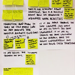 Yellow sticky notes on UX / UI Design, Overlake, Redmond, Washington, USA thumbnail