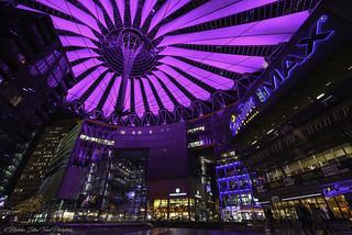 Colourful...., Sony Center am Potsdamer Platz, Berlin, Germany