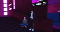 14 (Noreplay Resident) Tags: second life secondlife sl men boy gay