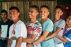 Jesuit Vocation Camp in Montserrat, Kasait, Timor Leste