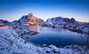 Reine sunrise (Lukasz Lukomski) Tags: norway norwegia norge reine lofoten lofoty landscape longexposure sunrise nikond7200 sigma1020 lukaszlukomski sea morze