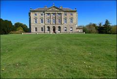 Castle Ward. (ikerr) Tags: castleward castle ward house mansion down northernireland northern ireland nationaltrust fz1000 panasonic lumix colour blue sky green grass