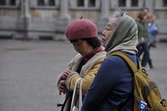 Check out time (johan van moorhem) Tags: belgium belgique belgië flanders vlaanderen westvlaanderen bruges brugge burg stadhuis townhall tourism toeristen