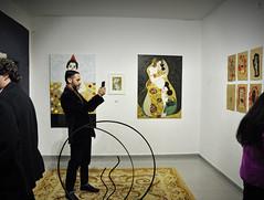Ciutadà il·legal (nemenfoto) Tags: art arte exposicion exhibition galeria gallery pintura paintings ciutada il·legal portol mallorca balears españa spain nemenfoto
