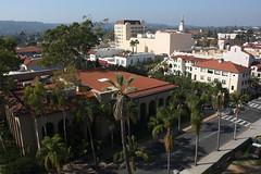 Santa Barbara (davidjamesbindon) Tags: santa barbara california usa united states america buildings old historic heritage street town