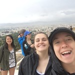 Honors Cluster course travels to Greece