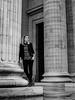 Panthéon (Nathanaël Photo) Tags: 75005 blondine france modèle pantalon panthéon paris parisbyelles uneseulefemme veste