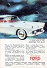 1955 World Wide Ford Thunderbird Page 2 Aussie Original Magazine Advertisement (Darren Marlow) Tags: 1 9 5 19 55 1955 w world wide f ford companies t thunderbird tbird c car cool chrome classic collectible collectors automobile v vehicle u s a us usa united states 50s