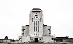 Radio Kootwijk (henny vogelaar) Tags: netherlands kootwijk radiokootwijk architecture concrete flickrbende artdeco 1923 juliusluthmann